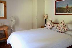 Rose Cottage master bedroom