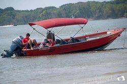Passeios de Barco para Ilha do Cardoso