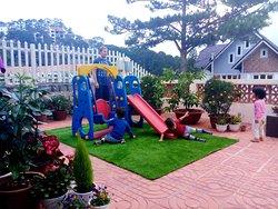 Sân chơi dành cho các bé yêu
