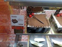 Chocoline whole cake