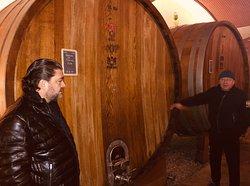 Giovanni Rizzo im Piemonte bei Sordo Weine