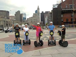 Looking for one of the #best #thingstodo in #Boston? Experience #fun the whole #family can enjoy. A #Segway #tour! 😎 www.bostonsegwaytours.net