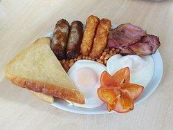 All Day Breakfast !