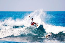 The Surf Action