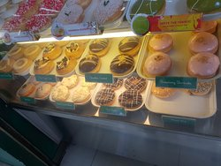 Oreo Cheesecake, Chocolate Custard and Other doughnuts