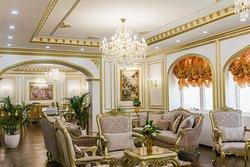 Executive Lounge Living Area