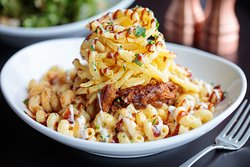 Pulled Pork Mac n Cheese