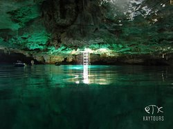 One of our favorite cenotes