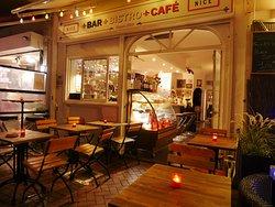 Cafe Nice Bar Bistro Cafe