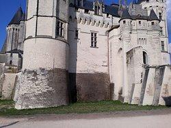 castillo de Saumur