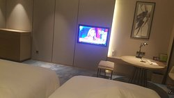 Pleasant hotel experience for first time visitor