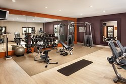 Enjoy our newly renovated state of the art fitness center.  Offering all Pre Core equipment.