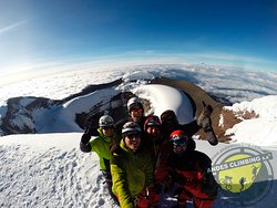 Andes Climbing