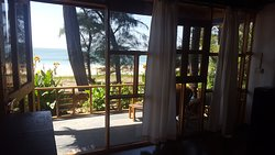 Sea View Cabin  - View from Interior