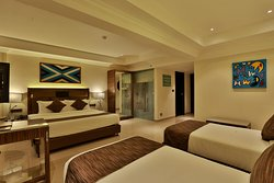 Species rooms well appointed with all modern amenities.