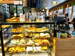 The Pastries Selection