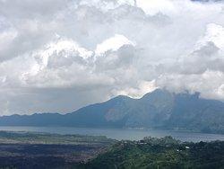 Lake Batur of Kintamani Bali