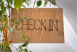 self check in