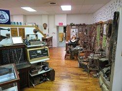 Mills County Museum, Goldthwaite, TX