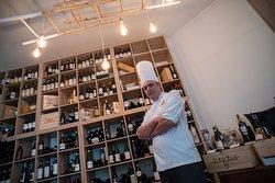 Chef Marco Albano