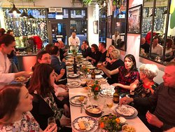 Best selections of turkish and mediterranean food where you can enjoy your meal in a cosy atmosphere