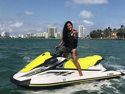 Jet Ski Tours of Miami
