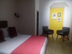 Habitación Suite con dos camas Queen size