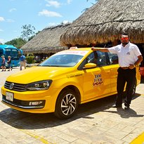Costa Maya Yellow Cab