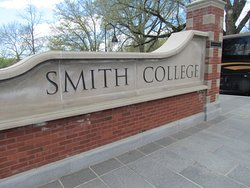 Smith College Sign