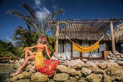Ximena Cordoba at Isla Alistaire - Aruba Ocean Villas 2019