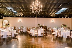 Our event center seats up to 150 guests. Perfect for any occasion!