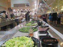 le bar à salade vaux la peine