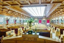 Раздевальная Первого мужского разряда Банного комплекса «Бани Алексеева»