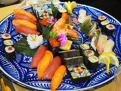 Chef de osakaya ! Il est permet d'intégrer l'équipe de France de Sushi et de participer à la Coupe du monde de sushi qui aura lieu cet été au Japon.