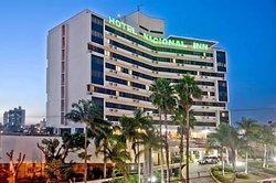 Um hotel com boa relação custo beneficio