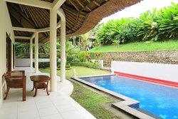 Swimming Pool at 2 Bedroom Private Pool  Hibiscus #02