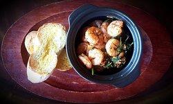 Kingfisher food