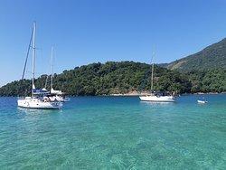 Excursion en bateau à Ilha Grande