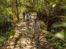 Biking to Viet Hai