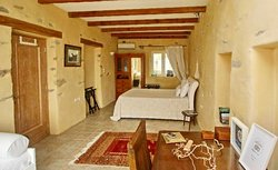 The Olive Suite - The Bedroom