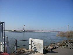 Rhein-Brücke.