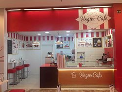 Yogur Cafe Parque Corredor, Madrid