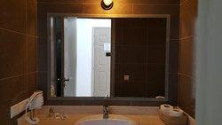SDB et WC avec douche italienne design