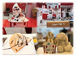 Crepes artesanos, yogur helado cremoso, Calidad, imagen, variedad y mucho mas. Yogur Cafe Franquicias. info@yogurcafe.com