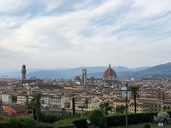 Best sunset views of Florence