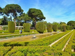 Pabellón de los Jardines de Cecilio Rodríguez