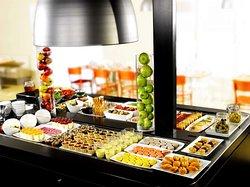 RS campanile buffet dessert Blitz