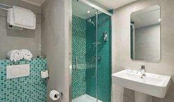 Hotel Best Western Auteuil Eiffel by HappyCulture Salle de bain x