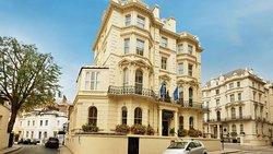 MH KensingtonHouseHotel London UK Property Exterior