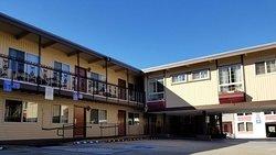 MH PacificHeightsInn SanFrancisco CA Property Exterior
